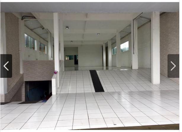 Loja para alugar, 800 m² por R$ 18.500,00/mês - Chico de Paula - Santos/SP