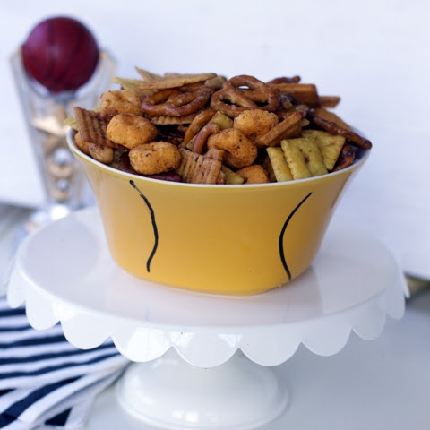 Slam Dunk Snack Mix