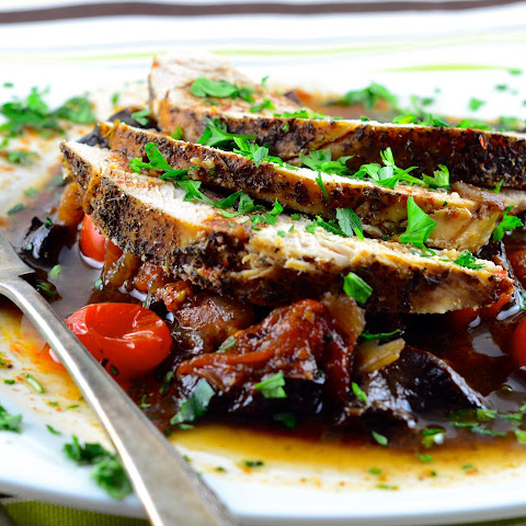 Slow-Cooker Balsamic Turkey
