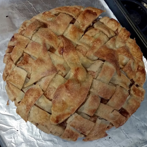 Grandma's Homemade Apple Pie