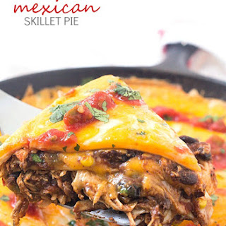 Mexican Chicken Pie Recipes