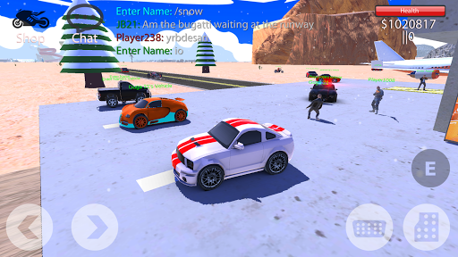 Freeroam City Online screenshot 4