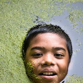 Smile by Sohel Parvez Haque - People Portraits of Men
