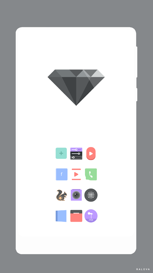 M A M B O Icon Pack Screenshot 1
