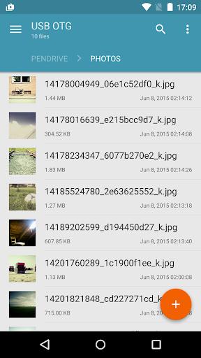 Solid Explorer USB OTG Plugin - screenshot