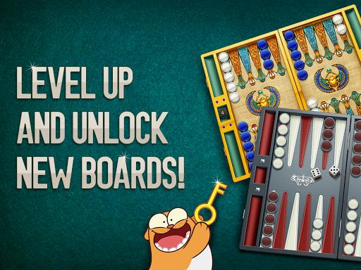 Viber Backgammon screenshot 4