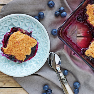 Vegan Blueberry Dessert Recipes
