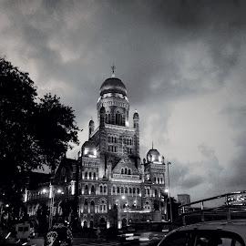 Mumbai  by Pradeep Zaware - Buildings & Architecture Office Buildings & Hotels