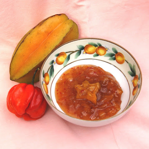 Carambola (Star Fruit) Pepper Jam