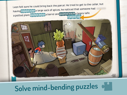 SwapTales: Leon! screenshot 4