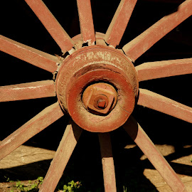 by Steve Tharp - Artistic Objects Industrial Objects
