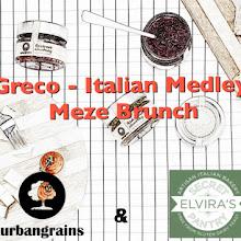 GRECO-ITALIAN MEDLEY: Meze Brunch