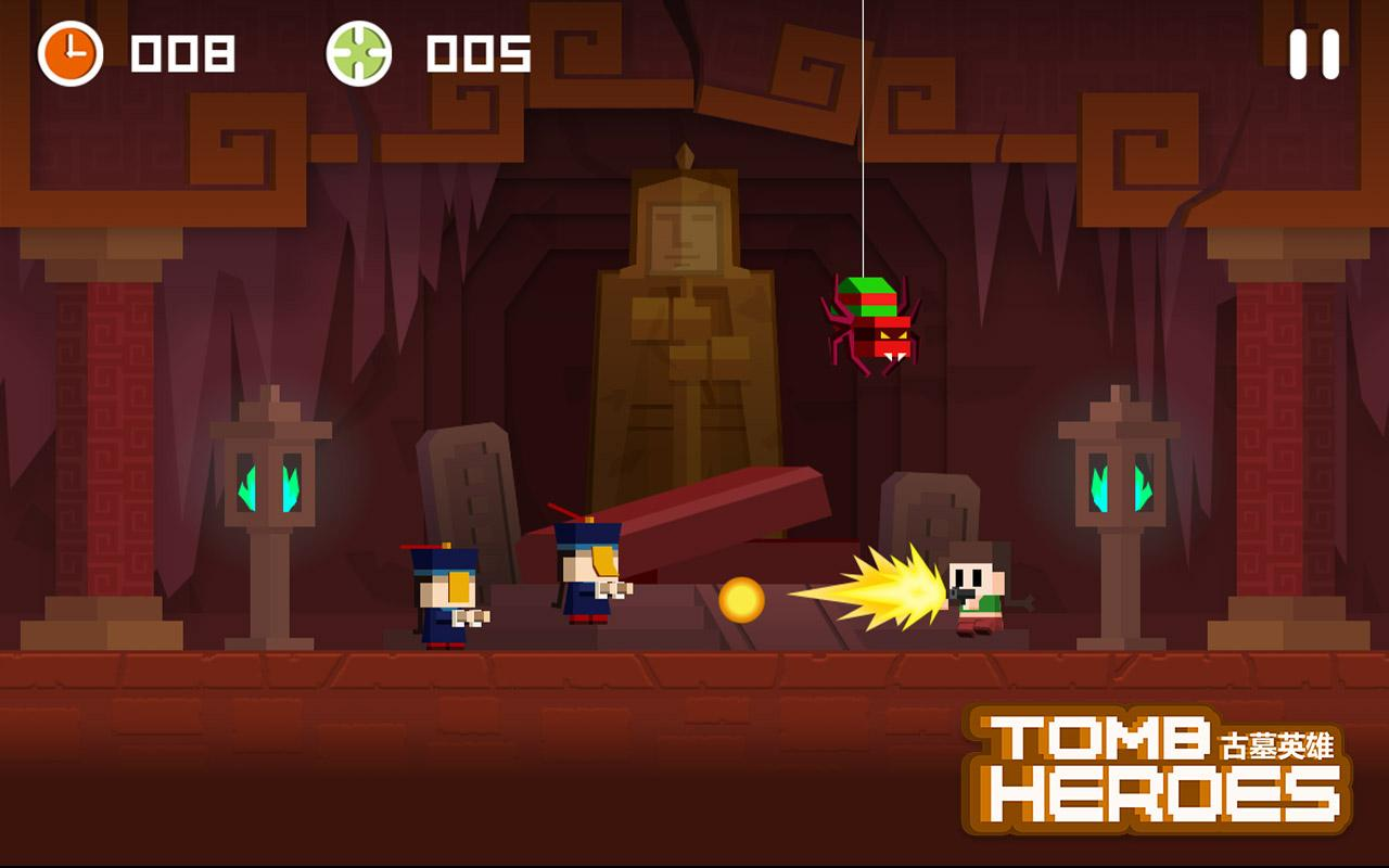 Tomb Heroes Screenshot 2