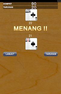 Kartu 21- screenshot thumbnail