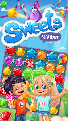Viber Sweets screenshot 1