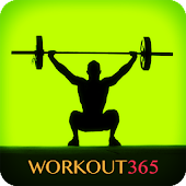 Gym Workout 365 - Easy Home Workouts & Fitness