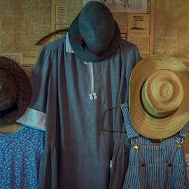 Hanging up your hat by Ruth Sano - Artistic Objects Clothing & Accessories ( hat, antique, clothes )