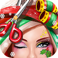 Fashion Doll Hair SPA APK for Bluestacks