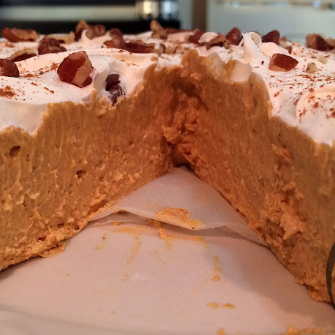 PROTEIN Pumpkin Cheesecake Recipe (Bodybuilding/Low Fat)
