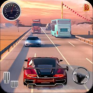 🏎️ Traffic Car Highway Rush Racing Online PC (Windows / MAC)