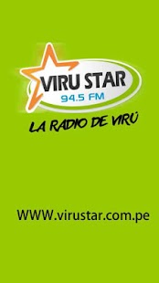 Radio VIRU STAR 94.5 Fm PERU - screenshot