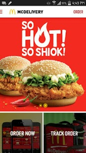 App McDelivery Singapore APK for Kindle