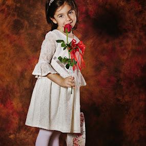 Sweetest things by Nicu Buculei - Babies & Children Child Portraits ( rose, girl, children, kids, pretty, portrait, swwt, kid,  )