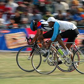 by Rakesh Syal - Sports & Fitness Cycling