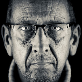 Big Brother is in me by Malcolm Hare - People Portraits of Men (  )