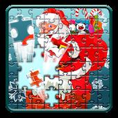 Christmas Jigsaw Puzzles - Santa Puzzle Games