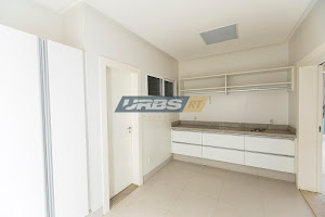 Sobrado residencial à venda, Residencial Alphaville Flamboyant, Goiânia - SO0406. - Residencial Alphaville Flamboyant+venda+Goiás+Goiânia