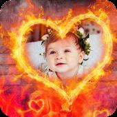 App Fire Photo Frames APK for Kindle