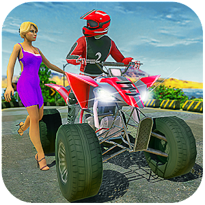 Offroad ATV Bike Taxi Driving Games 2019 For PC / Windows 7/8/10 / Mac – Free Download