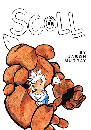 Scull Volume 2 cover