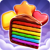 23.  Cookie Jam - Match 3 Games & Free Puzzle Game