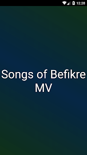 Songs of Befikre MV - screenshot