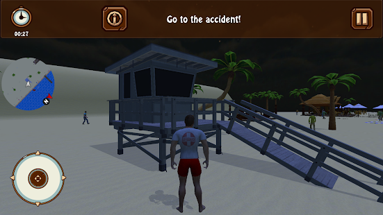 Game Beach Lifeguard Rescue apk for kindle fire
