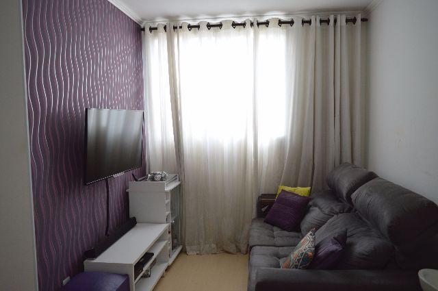 Apartamento residencial à venda, Jardim Borborema, São Bernardo do Campo.