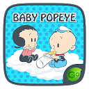 App Download Baby Popeye GO Keyboard Theme Install Latest APK downloader