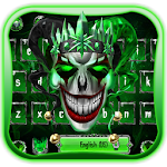Joker Skull Keyboard Theme Icon