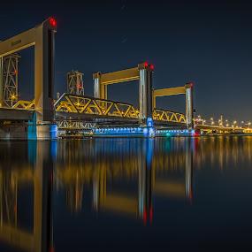 Botlek Bridge by Henk Smit - Buildings & Architecture Bridges & Suspended Structures (  )