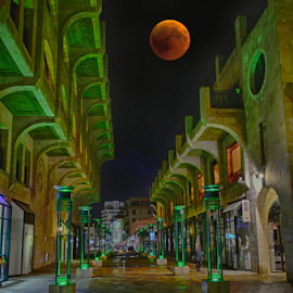 by Zion 1000bc - City,  Street & Park  Street Scenes (  )