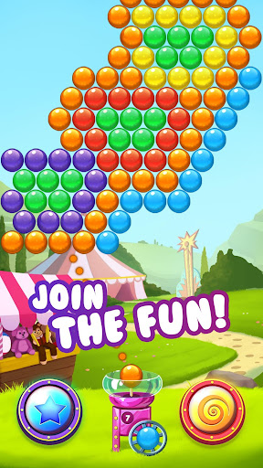 Bubble Shooter Town For PC