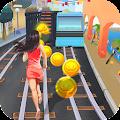 Download Subway Princess Run APK to PC
