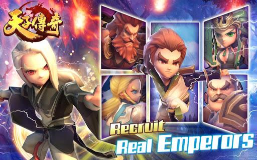 Emperor Legend - screenshot