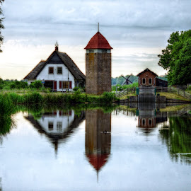 Maalwater by Mike Bing - City,  Street & Park  City Parks ( gimp, heiloo, hdr, park, maalwater, luminancehdr, netherlands )