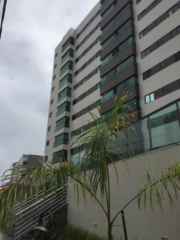 Apartamento com 3 dormitórios para alugar, 98 m² por R$ 1.600,00/mês - Bessa - João Pessoa/PB