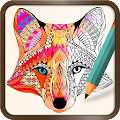 Foxy Coloring Book Art Studio APK for iPhone