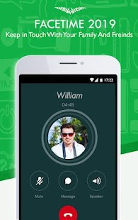 Facetime video call For Android tips 2019 for pc