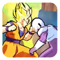 Game Super Goku: Saiyan Fighting apk for kindle fire